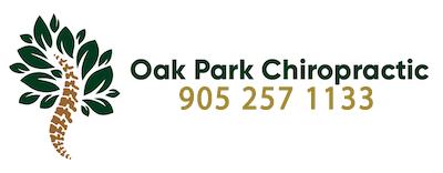 Oak Park Chiropractic Dr Dave Wilson Oakville Chiropractor Logo